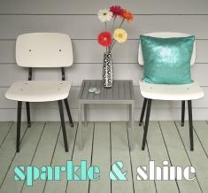Sparkle & Shine Header