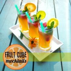 Fruit Cube Mocktails Header
